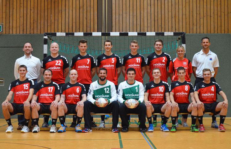 1. Mannschaft Bezirksklasse 2015/2016