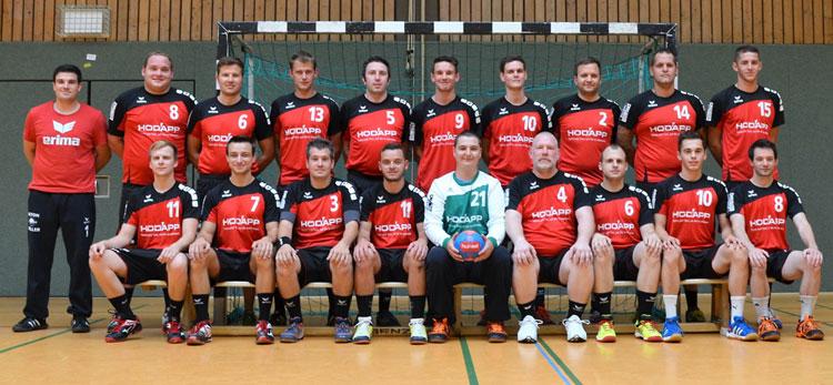 2. Mannschaft Kreisklasse A 2015/2016