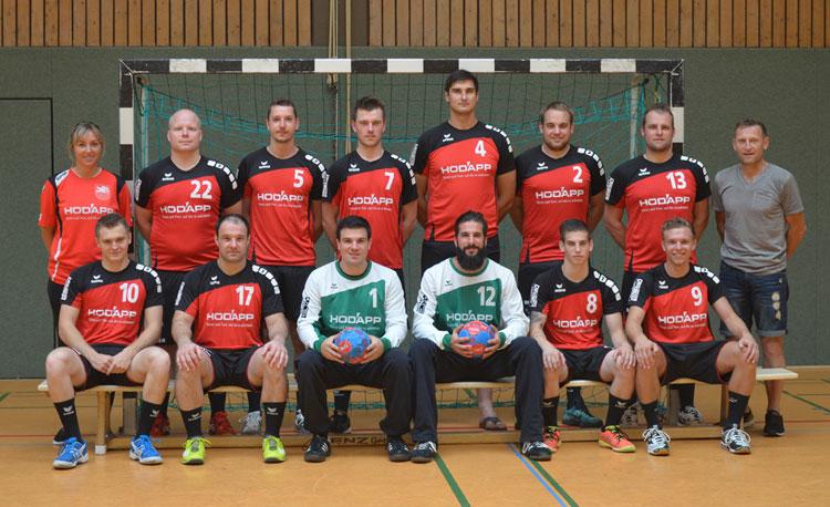 1. Mannschaft Landesliga Nord 2015/2016