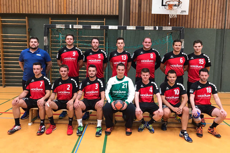 2. Mannschaft Kreisklasse A 2017/2018