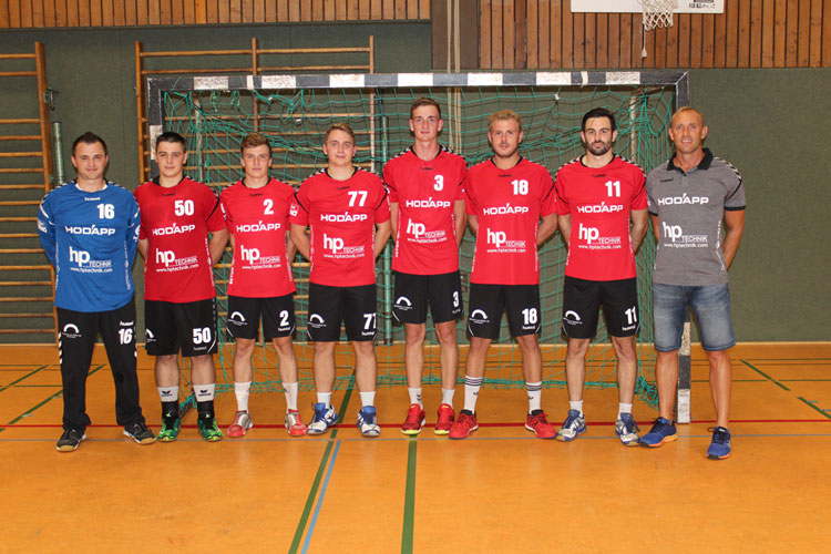 Neuzugänge 1. Mannschaft Landesliga Nord 2017/2018