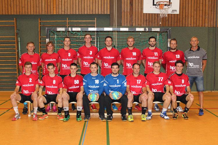 1. Mannschaft Landesliga Nord 2017/2018